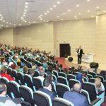 Sivas Numune Hastanesi Doktor ve Hemşirelerine Hizmet İçi Eğitim Verildi