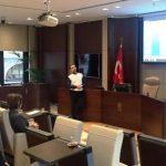 Beyoğlu Belediye Personeline Stres Yönetimi Eğitimi